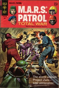 0009 583 201x300 Mars Patrol  Total War [Gold Key] V1