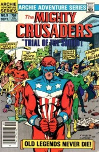 0009 615 195x300 Mighty Crusaders [Archie] V1
