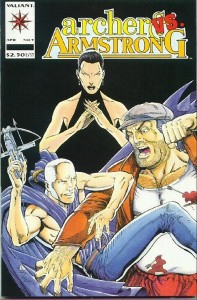 0009 65 197x300 Archer And Armstrong [Valiant] V1