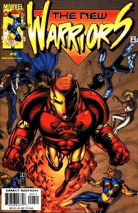 0009 658 194x300 New Warriors [Marvel] V2