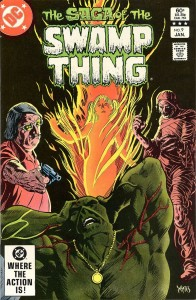0009 772 196x300 Saga Of The Swamp Thing [DC] V1