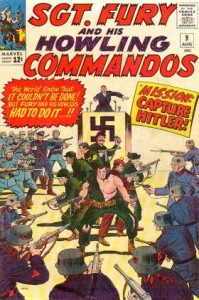 0009 791 199x300 Sgt Fury And His Howling Commandos [Marvel] V1