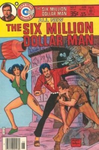 0009 824 198x300 Six Million Dollar Man, The [Charlton] V1