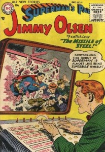 0009 926 207x300 Supermans Pal Jimmy Olsen [DC] V1
