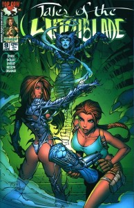 0009 931 194x300 Tales Of The Witchblade [Image Top Cow] V1