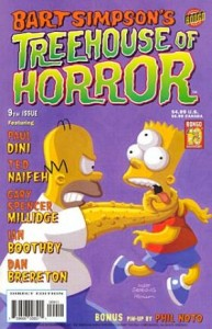 0009 96 193x300 Bart Simpsons Treehouse of Horror