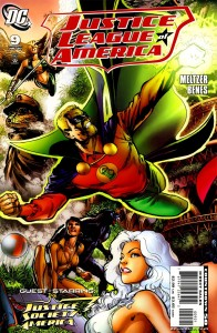 0009b 21 196x300 Justice League of America