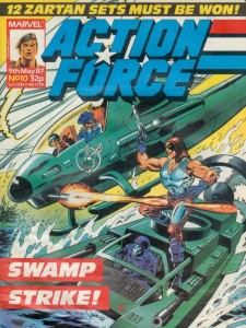 0010 13 225x300 Action Force [Marvel UK] V1