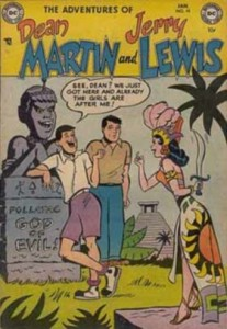 0010 14 207x300 Adventures Of Dean Martin and Jerry Lewis [DC] V1