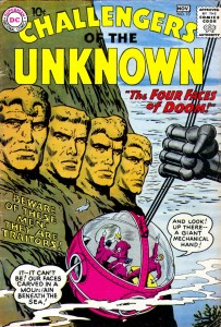 0010 154 203x300 Challengers Of The Unknown [DC] V1