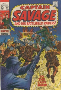 0010 164 203x300 Captain Savage and His Battlefield Raiders [Marvel] V1
