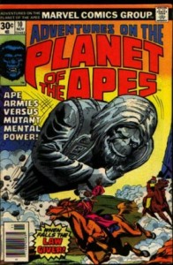 0010 20 196x300 Adventures On The Planet of the Apes [Marvel] V1
