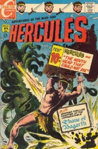 0010 21 198x300 Adventures Of The Man God Hercules [Charlton] V1
