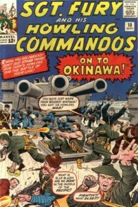 0010 737 201x300 Sgt Fury And His Howling Commandos [Marvel] V1