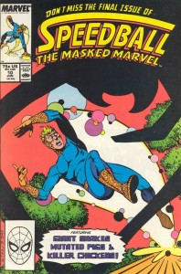 0010 791 198x300 Speedball  The Masked Marvel [Marvel] V1