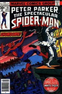 0010 807 198x300 Spectacular Spider Man [Marvel] V1