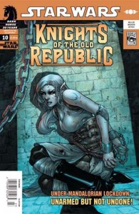 0010 813 195x300 Star Wars  Knights Of The Old Republic [Dark Horse] V1