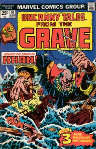 0010 921 193x300 Uncanny Tales From The Grave [Marvel] V1