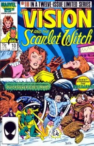 0010 928 194x300 Vison and Scarlet Witch [Marvel] Mini 1