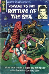 0010 931 200x300 Voyage To The Bottom Of The Sea [Gold Key] OS1