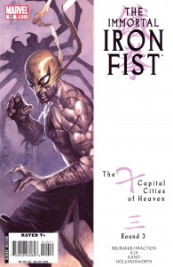 0010a 14 195x300 Immortal Iron Fist [Marvel] V1