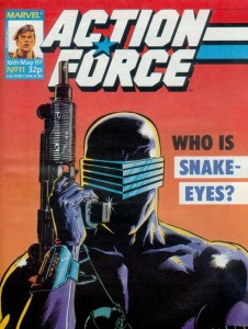 0011 12 226x300 Action Force [Marvel UK] V1