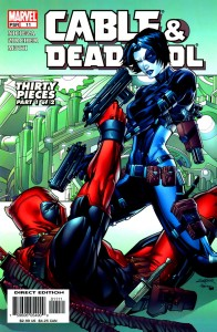 0011 159 196x300 Cable And Deadpool [Marvel] V1