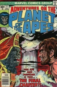 0011 18 196x300 Adventures On The Planet of the Apes [Marvel] V1