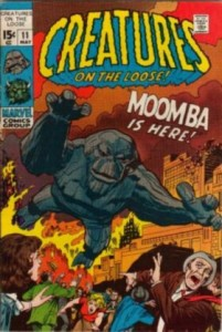 0011 196 201x300 Creatures on the Loose [Marvel] V1