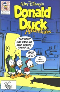0011 266 194x300 Donald Duck Adventures [Disney] V1