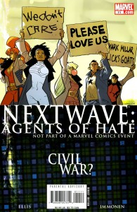 0011 551 195x300 Next Wave  Agents of Hate [Marvel] Mini 1