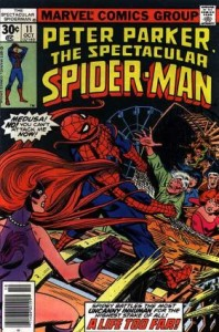 0011 724 198x300 Spectacular Spider Man [Marvel] V1
