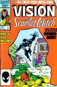 0011 846 196x300 Vison and Scarlet Witch [Marvel] Mini 1