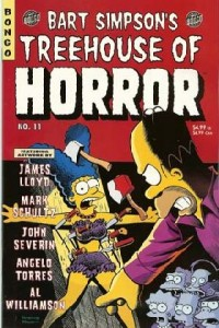 0011 87 200x300 Bart Simpsons Treehouse of Horror