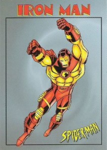 0011a 39 215x300 Spider Man 1997 [Marvel  Fleer Skybox International] Card Set