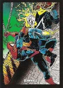 0011a 8 215x300 Ghost Rider  Series 2 1992 [Comic Images] Card Set