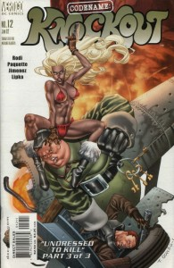 0012 175 195x300 Codename  Knockout [DC Vertigo] V1