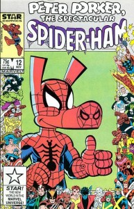 0012 545 193x300 Peter Porker  The Spectacular Spider Ham [Marvel] V1
