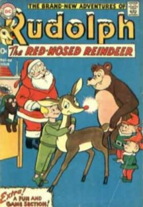 0012 601 207x300 Rudolph   The Red Nosed Reindeer [DC] V1