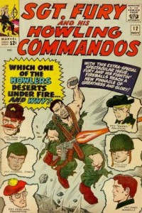 0012 626 200x300 Sgt Fury And His Howling Commandos [Marvel] V1