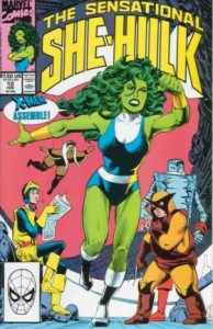 0012 627 194x300 Sensational She Hulk [Marvel] V1