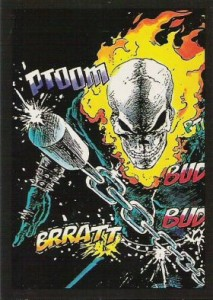 0012a 9 213x300 Ghost Rider  Series 2 1992 [Comic Images] Card Set