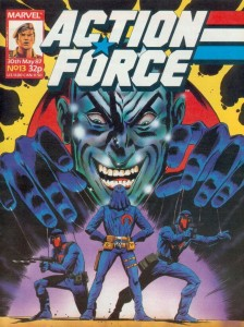 0013 11 224x300 Action Force [Marvel UK] V1