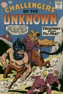 0013 117 203x300 Challengers Of The Unknown [DC] V1