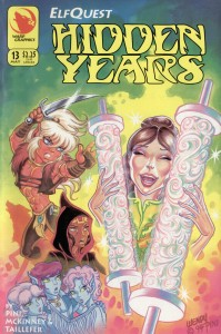 0013 210 199x300 Elfquest  Hidden Years [Warp] V1