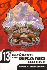0013 227 200x300 Elfquest  The Grand Quest [UNKNOWN] V1
