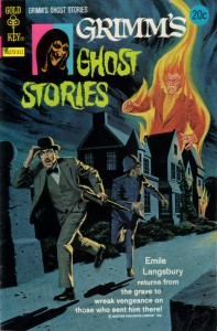 0013 293 197x300 Grimms Ghost Stories [Gold Key] V1