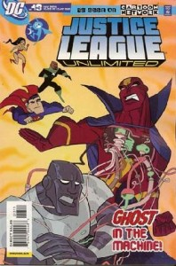 0013 352 198x300 Justice League  Unlimited [DC] V1