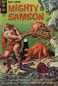 0013 430 204x300 Mighty Samson [Gold Key] V1