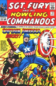 0013 551 194x300 Sgt Fury And His Howling Commandos [Marvel] V1